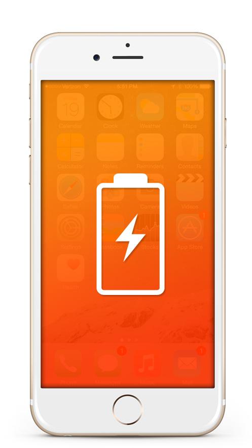 iPhone Akkureparatur