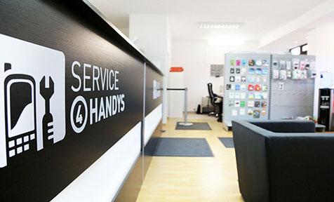 Service4Handys Ladengeschäft